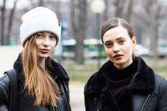 Street style from Paris haute couture spring 2017: