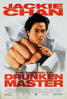 Drunken Master II - Locandina