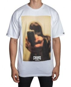 Crooks & Castles - Drop T-Shirt - $32