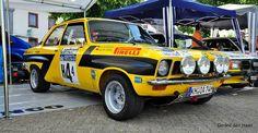 Opel Ascona A Rally 'Walter Roehrl'