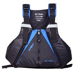 Onyx MoveVent Paddle Sports Life Vest - M/L - Blue