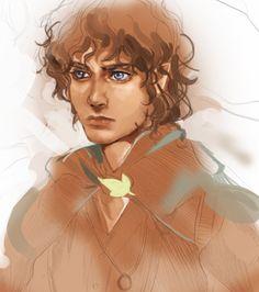 Frodo by Athena-chan.deviantart.com on @deviantART