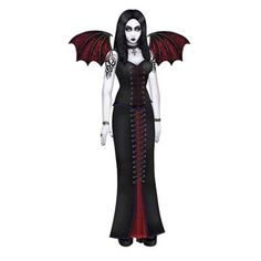 Jointed Goth Beauty 6'-00109  www.logosurfing.com (800) 728-7192