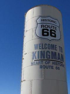 Historic Route 66 Museum in Kingman, Arizona