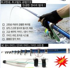 69.52$  Buy here - http://alir2g.worldwells.pw/go.php?t=1363730375 - Carbon Fiber Rock Poles Fishing Rods Bolognese Rod YONG SUNG CATCH BLUE Fish Tackle Fishing Telescope Pole 2017 FREE SHIPPING 69.52$