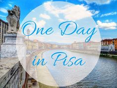 Pisa is often a cheaper entry point for any trip to Tuscany with flight prices more competitive. Here's what to do in one day in Pisa.