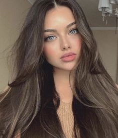 Hot Haircuts, Cute Animal Photos, Haircut And Color, Big Hair, Beauty Make Up, Hair Trends, Pretty People, Makeup Looks, Hair Makeup