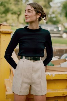 Looks Street Style, Looks Style, Style Me, Mode Outfits, Casual Outfits, Fashion Outfits, Womens Fashion, Skandinavian Fashion, Spring Summer Fashion