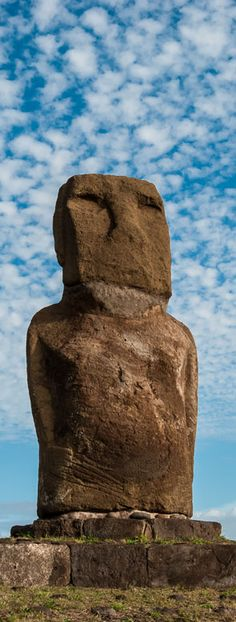 Easter Island Visitor Information including accommodation, how to get there, activities and tourist attractions, and history. Easter Island, Just Do It, Beautiful World, Statue, Sculptures, Sculpture