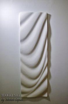 Título: Tessuto Técnica: Tallado en alto relieve sobre madera de cedro. Dimensiones: 1,20 Metros de alto por 40 centimetros de Ancho. $ 1.600.000 Barranquilla. Colombia. Wood Art, Abstract, Artwork, Cedar Trees, Cedar Lumber, Summary, Wooden Art, Work Of Art, Auguste Rodin Artwork