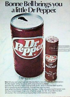 Lip Smackers from Bonne Bell (1973-1983)