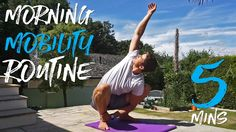 5 Minute Morning Mobility Routine! - YouTube