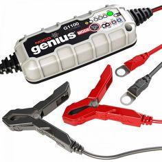 NOCO Genius G1100 6V-12V 1100mA Battery Charger [G1100]