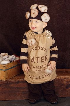 Kemper's next Halloween costume: Sack of taters