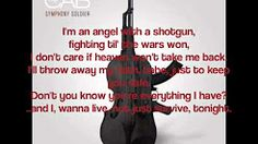 angle with a shotgun the cab lyrics - YouTube