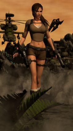 Tomb Raider (Legend)..