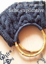 Modèles de tricot sacs