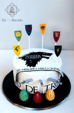 Tarta Juego de Tronos / Games of Thrones cake