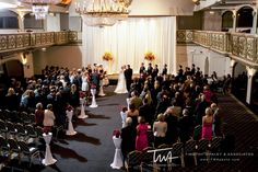 TWA Weddings at Millennium Knickerbocker Hotel | Enter to Win our Complete Wedding Giveaway! Click the picture to enter!