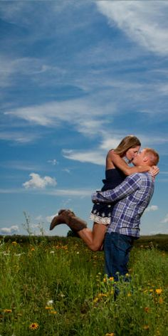 Country engagement picture! I have to have a picture like this one :)