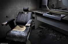 Forgotten Italian asylum was once home to 6,000 patients http://dailym.ai/1fy998W #DailyMail