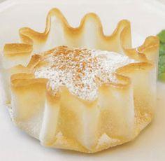 Gosta dos pastéis de Santa Clara? Aprenda a fazer!