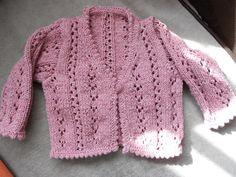 My latest knits