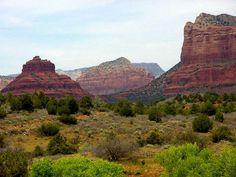 What Are the Sedona, Arizona Energy Vortexes?