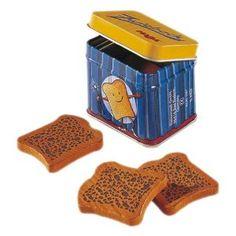 Zwieback Biscuit Box