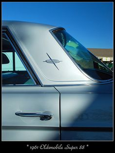 1961 Oldsmobile | Flickr - Photo Sharing!