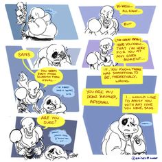 """""""Based around a headcanon I have that Sans' powers are pretty unstable and tolling on him. though that doesn't stop him from abusing them to teleport where he pleases. that and the weight of reset after reset can really have it's effects on you after a while. People tend to notice. Especially brothers."""" 