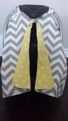 Infant car seat cover Infant car seat canopy Baby by ShelleRobert, $35.00