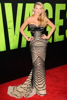 Blake Lively in perfection.head to toe.