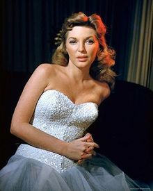 Julie London (September 26, 1926– October 18, 2000) was an American singer and actress known for her smoky, sensual voice and languid demeanor. She released 32 albums of pop and jazz standards during the 1950s and 1960s, with her signature song being the classic Cry Me a River, which she introduced in 1955.