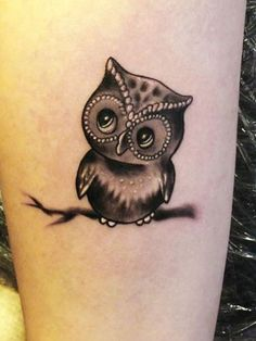 50 Best Owl Tattoo Design Ideas vol.2 | Tube Tattoo