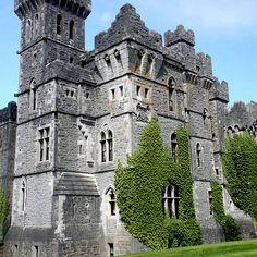 Ashford Castle - County Mayo, Ireland #castle