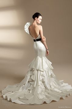 Jasmine Bridal Couture Wedding Dresses 2012