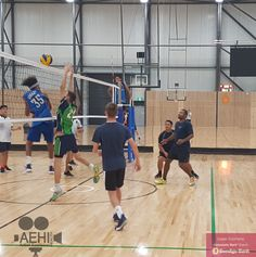 Mixed Volleyball Competition tonight at 7pm at Coomera Indoor Sports Centre.    How proud are we of Cosby Spike and their valiant effort to dislodge the Drop Bears from the top spot!  That's what the game's all about … giving it a go and giving it your best.  Now that they've wobbled the perch, who else is brave enough to challenge the top team?    http://www.aehiqld.com/coomera-volleyball