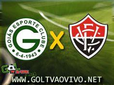 Assistir Goiás x Vitória ao vivo Campeonato Brasileiro 2013