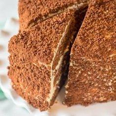 In en om die huis: Milo cake with condensed milk icing