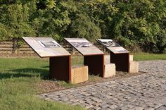 Behind the Design of the Historic Richmond Slave Trail » Design Bureau