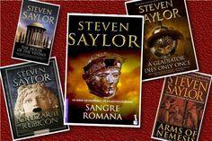 """Steven Saylor, Colección """"Roma sub rosa"""" [Audiolibros][Español][MP3]"""