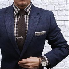 I created a website that shares Great Fashion Products that All Men should Have!  Check it out!
