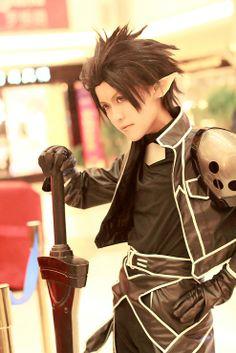 Kirito - Sword Art Online cosplay