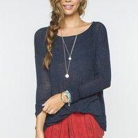 Carlina Knit Top
