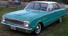 Ford Falcon aprox. de 1962
