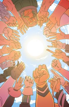 Sun for All, text, My Hero Academia characters, hands; My Hero Academia My Hero Academia Episodes, My Hero Academia Memes, Hero Academia Characters, M Anime, Otaku Anime, Anime Guys, Anime Stuff, Boku No Hero Academia, My Hero Academia Manga