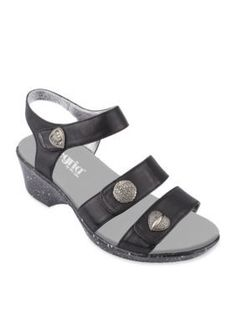 Alegria by PG Lite  Olivia Wedge Sandal