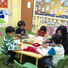 Developing Creativity Among Kids