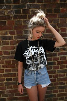 Grunge Fashion. ☨ The perfect outfit